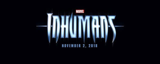 Logotipo de Inhumanos
