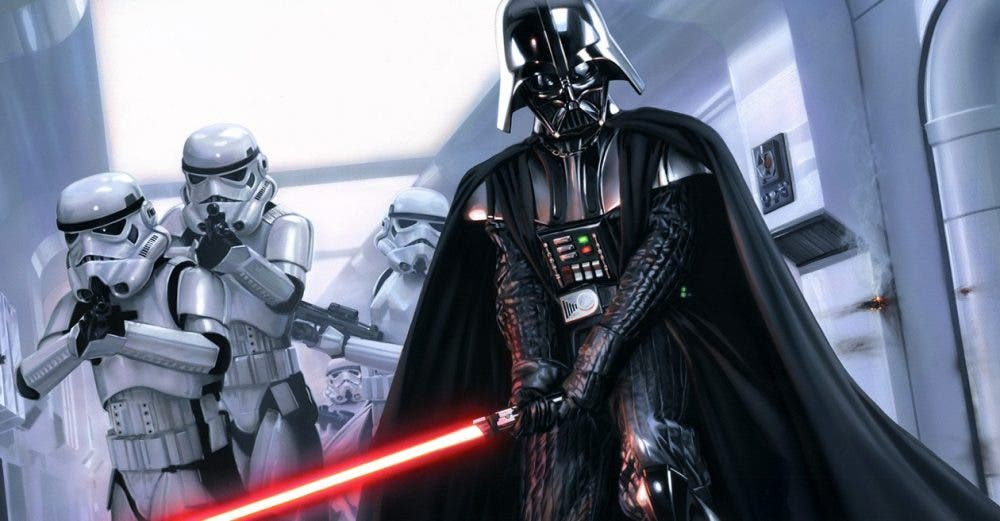 James Earl Jones regresará como Darth Vader