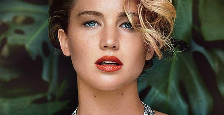Jennifer Lawrence | Las 10 mujeres más hermosas