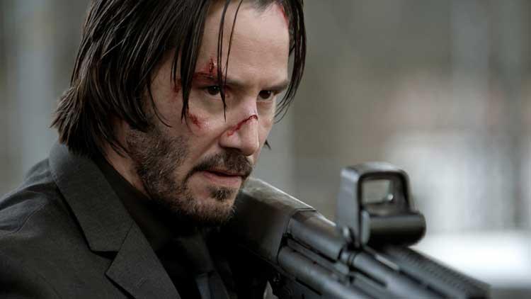 Keanu Reeves dice que los Estudios de cine pasan de él