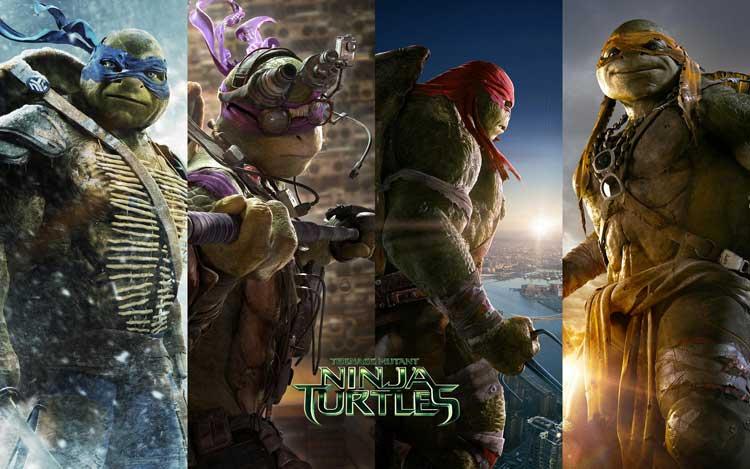 Crítica de Ninja Turtles