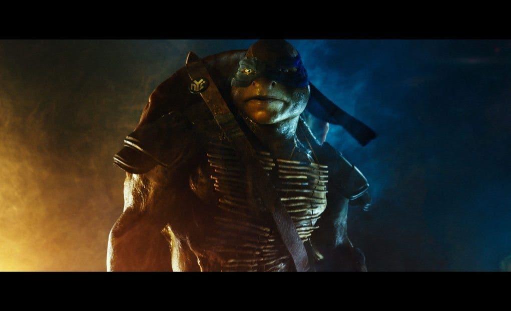 Leonardo, en 'Ninja turtles'