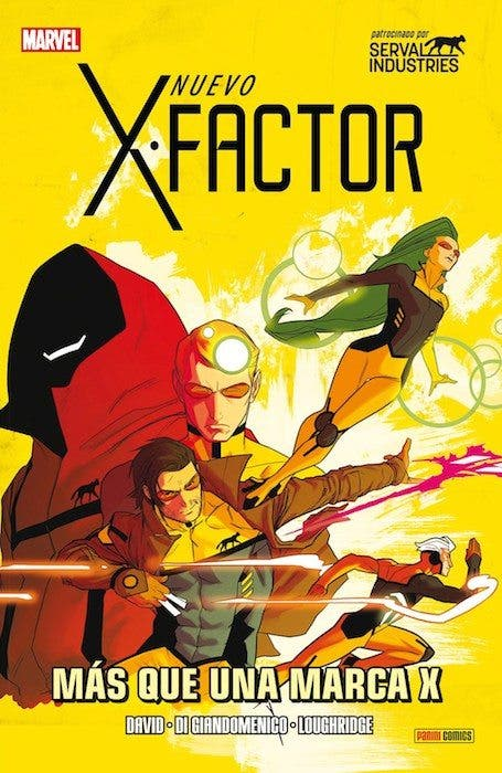 Nuevo X-Factor