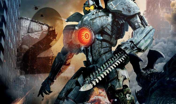 Guillermo del Toro asegura que habrá Pacific Rim 2 y 3 de la película de ciencia ficción
