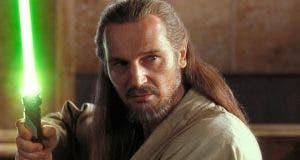 Qui-Gon Jinn en Star Wars: la amenaza fantasma
