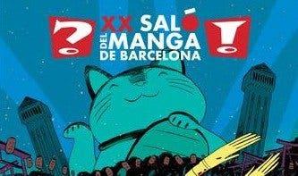 Cartel del Salón del Manga de Barcelona