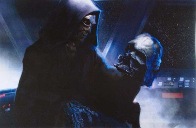 Imágenes filtradas de Star Wars: Episodio VII