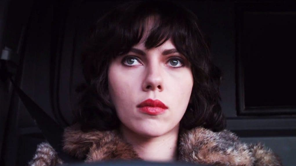 Scarlett Johansson en 'Under the skin'