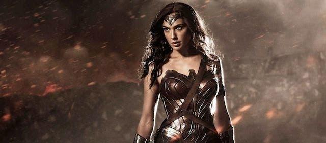 Gal Gadot es Wonder Woman en Batman v Superman