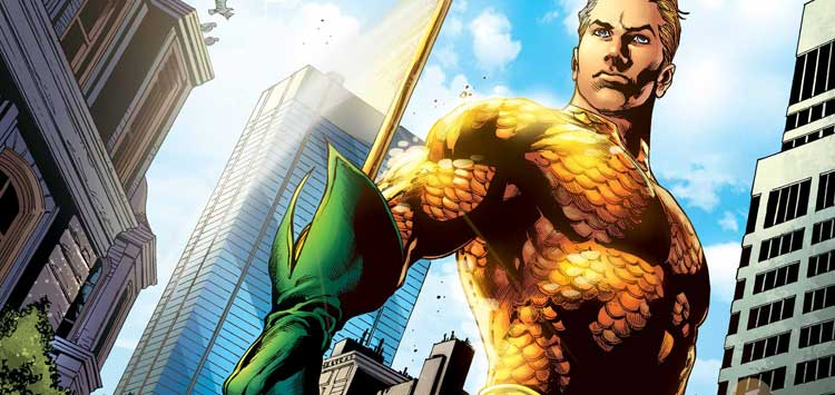 Primeras palabras de Jason Momoa sobre Aquaman