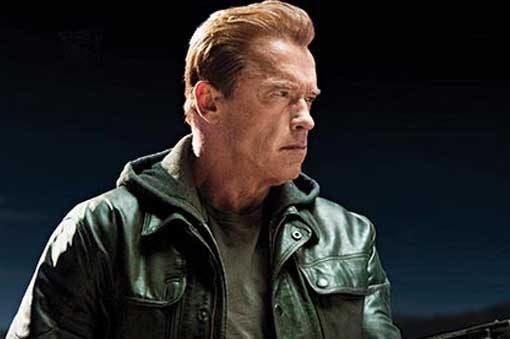 Arnold Schwarzenegger en Terminator: Genisys