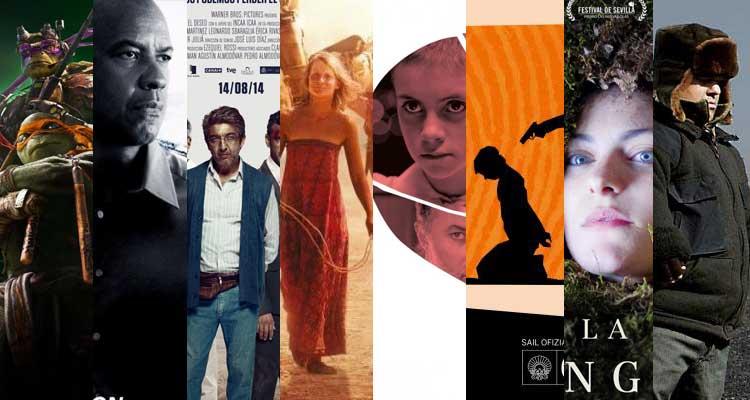 Estrenos de cine 17 de octubre
