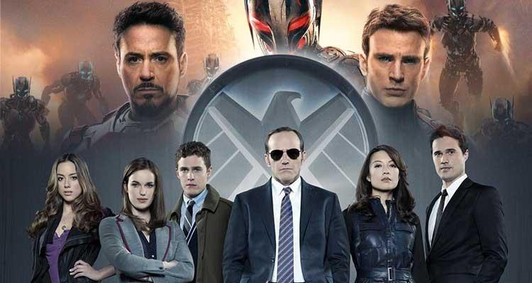 El tráiler de Los Vengadores: La era de Ultron se podrá ver en Agentes de S.H.I.E.L.D.