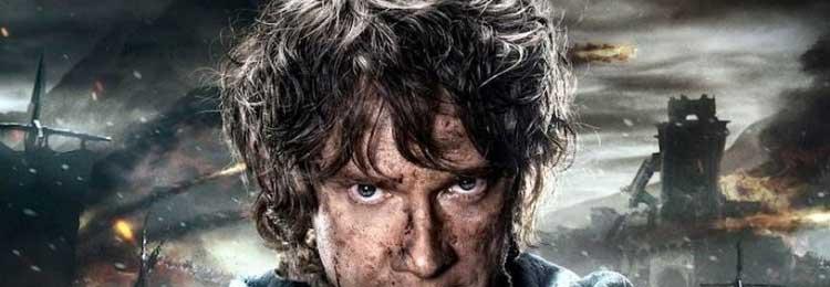 Bilbo en el nuevo póster de El Hobbit: La batalla de los cinco ejércitos Box Office