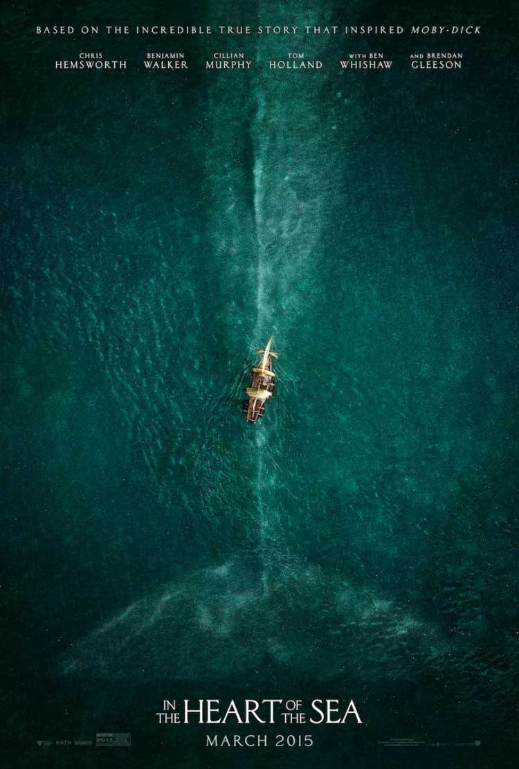 Tráiler de In the Heart of the Sea, ¡Ballena a la vista!