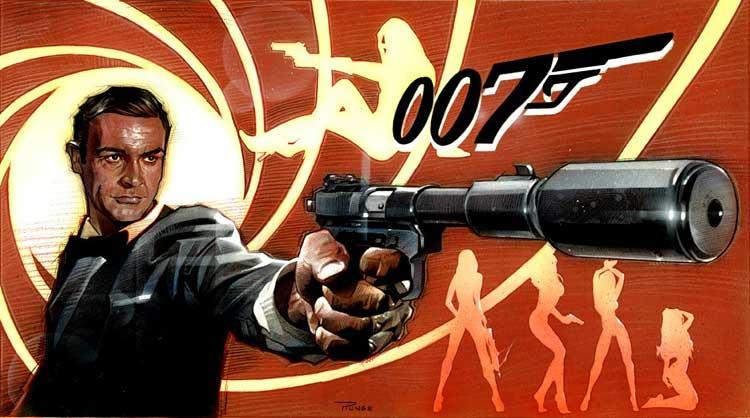 James Bond tendrá una nueva serie de cómics en 2015