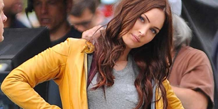 El renacer de Megan Fox con Ninja Turtles