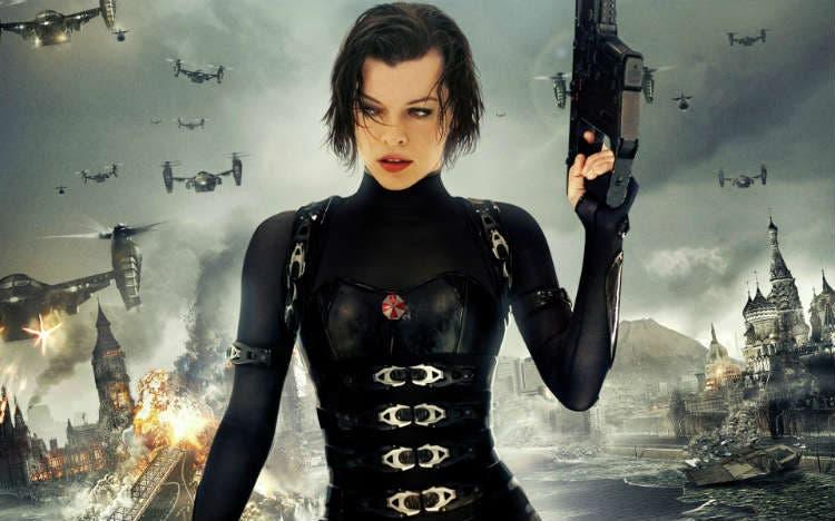 Resident Evil: Ultratumba