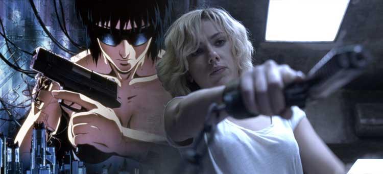 Ghost in the Shell podría fichar a Scarlett Johansson
