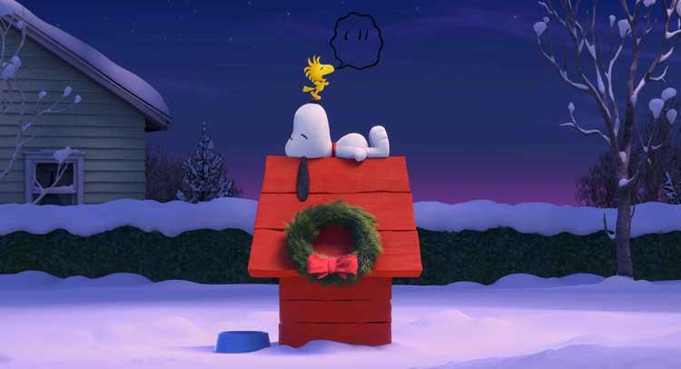 Peanuts Carlitos y Snoopy