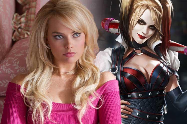 Margot Robbie podría ser Harley Quinn en Suicide Squad