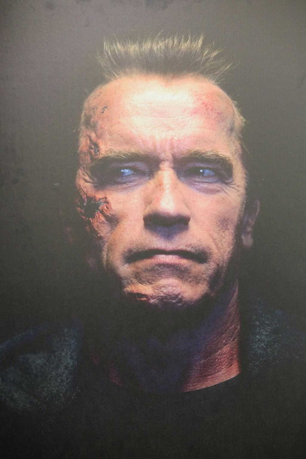 Nueva imagen de Arnold Schwarzenegger como T800 en 'Terminator: Génesis'