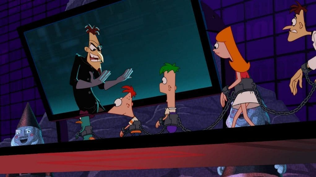 Phineas y Ferb Pelicula