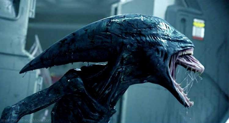 """Ridley Scott promete un Alien """"molon"""" para Prometheus 2"""