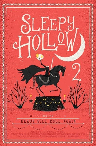 Sleepy Hollow 2