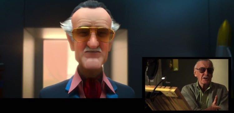 Stan Lee en Big Hero 6