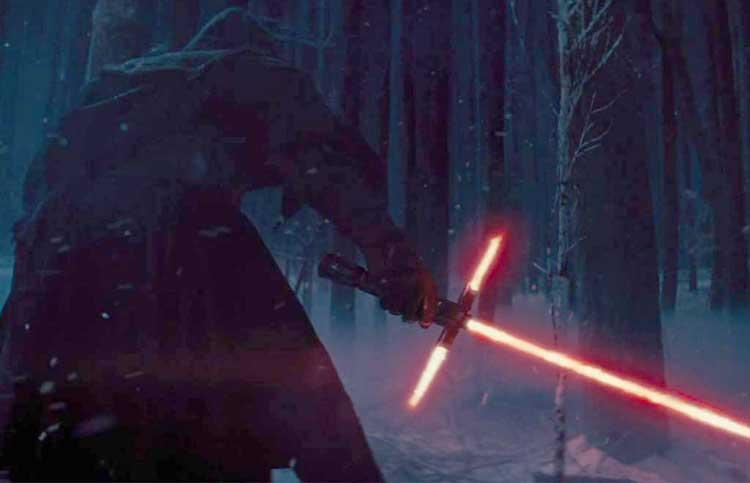 Villano de Star Wars: Episodio VII - El despertar de la fuerza