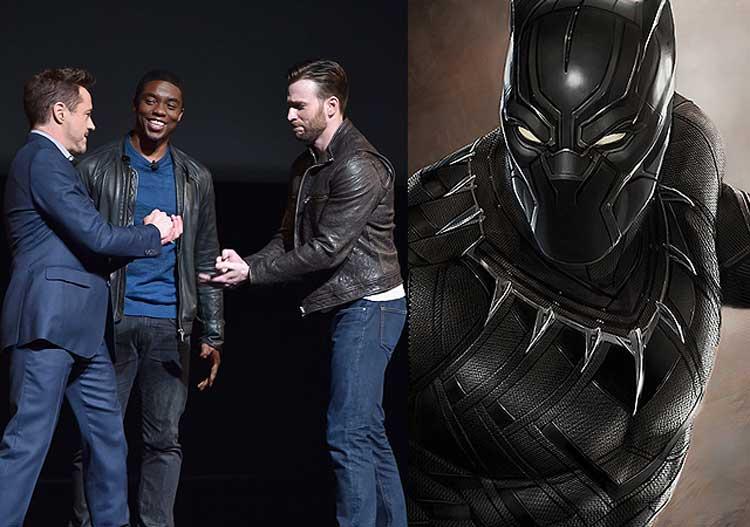 Nuevos detalles sobre Black Panther