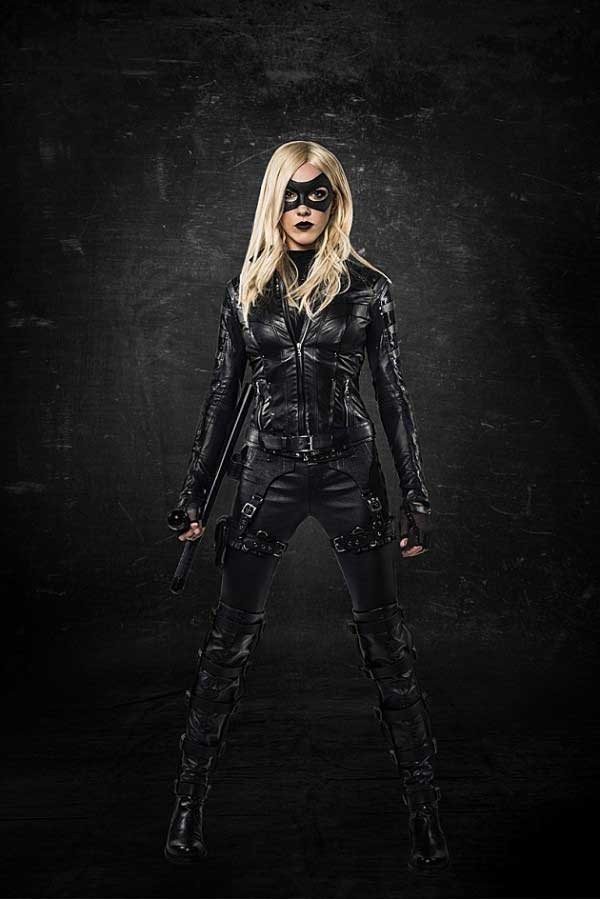 Así será Canario Negro (Black Canary) en Arrow