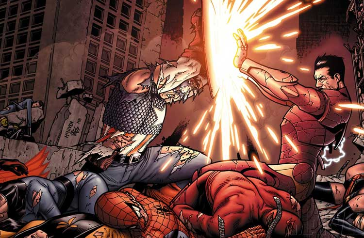 Cinco momentazos que queremos ver en Capitán América 3: Civil War