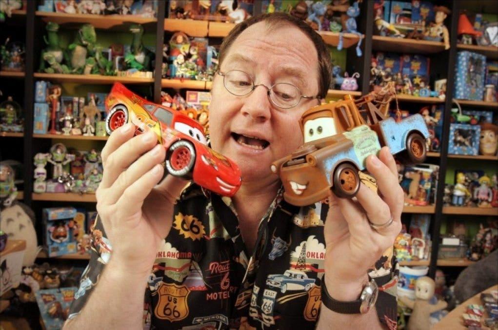 Entrevista a John Lasseter