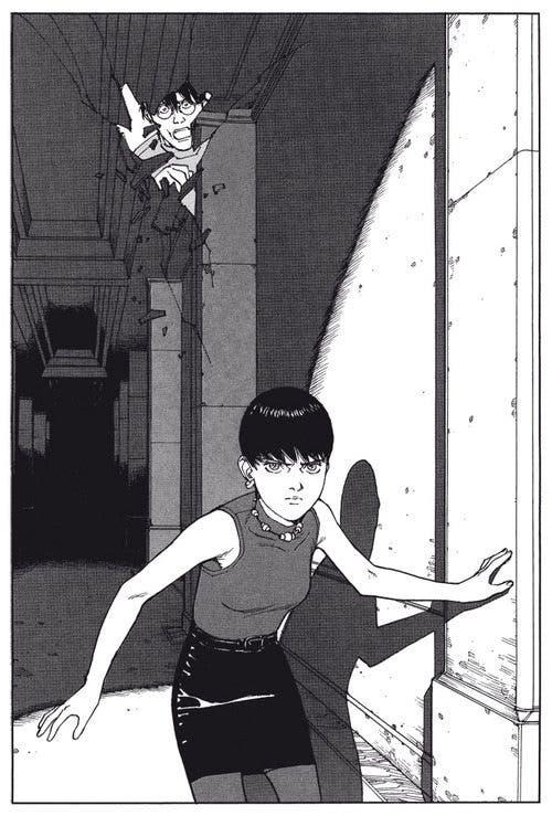 Imagen del manga Opus