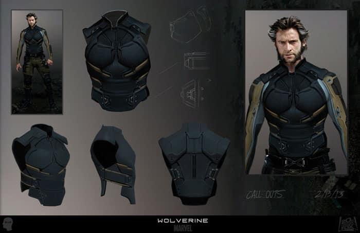 concept art X-men: días del futuro pasado
