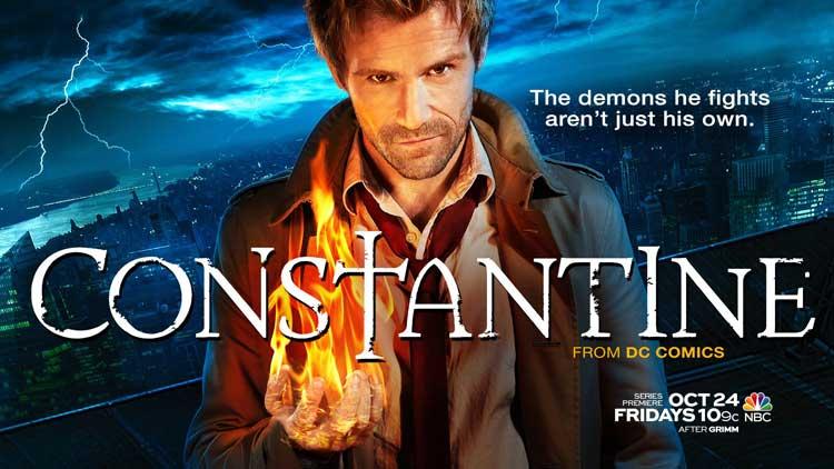 Constantine al borde de la cancelación