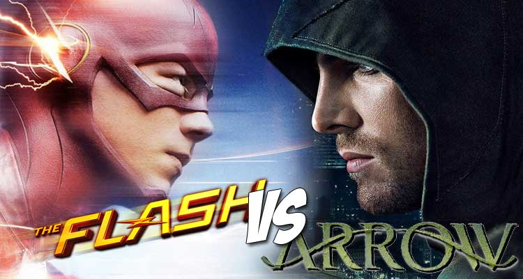 Flash vs Arrow en el nuevo tráiler de las series de televisión