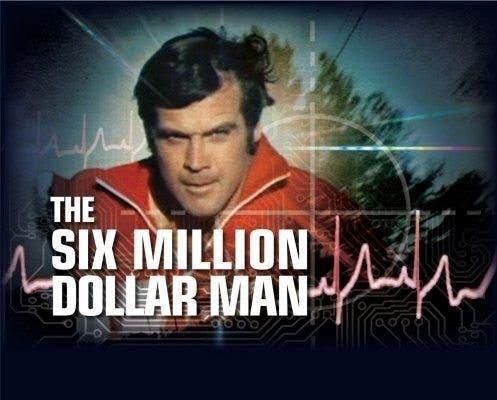 El hombre de los seis millones de dólares de Glen A. Larson