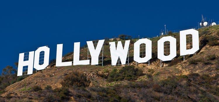 Jóvenes estrellas hollywood