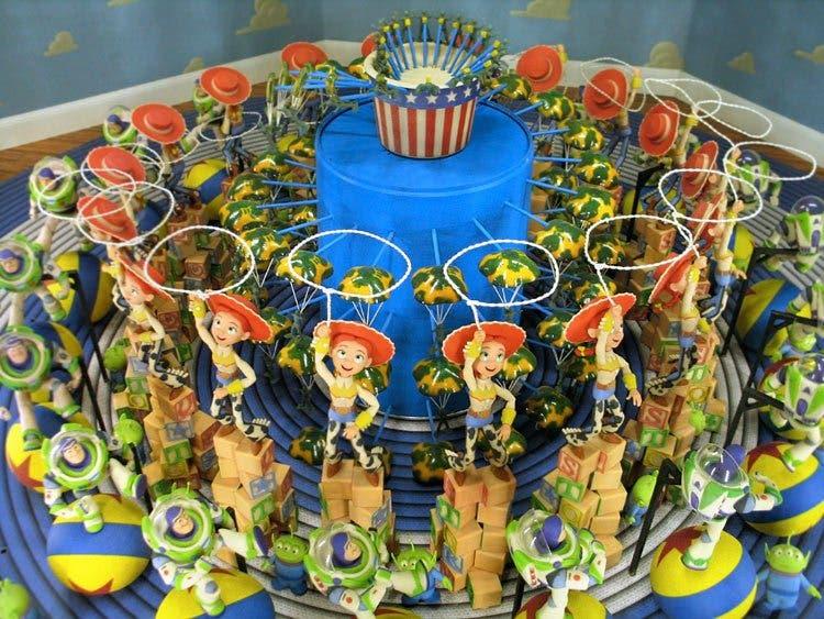 Zoótropo de Toy Story
