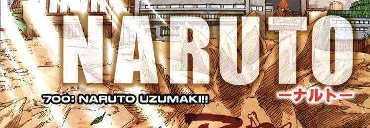 Al final del cómic Naruto se convierte en Hokage