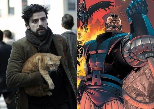 Oscar Isaac será Apocalipsis en la nueva entrega de X-men