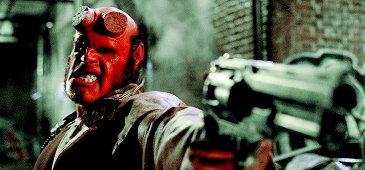 Fotograma de Hellboy