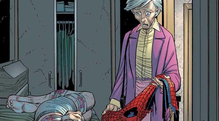 ¿Habrá película de Tía May sin Spider-Man?