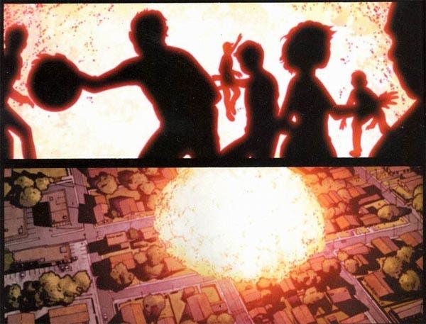 EL INCIDENTE STAMFORD Civil War Marvel