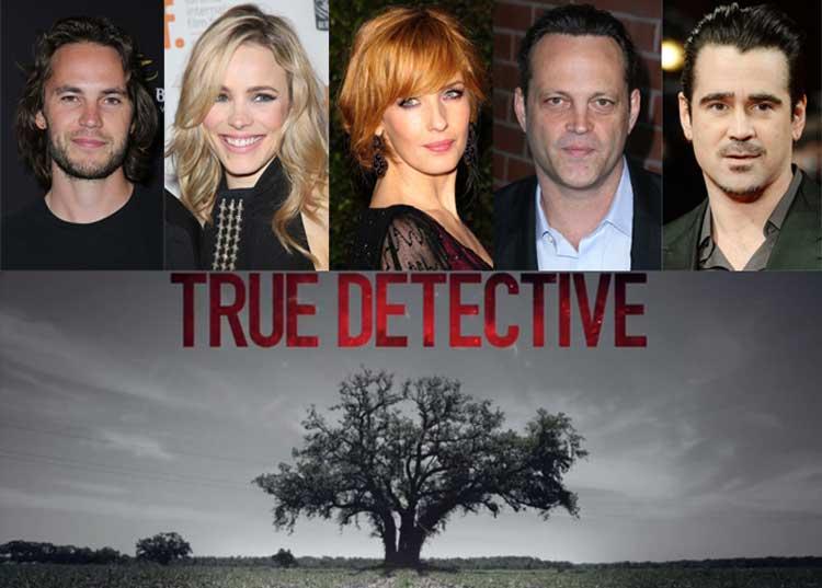 Reparto completo de la segunda temporada de True Detective