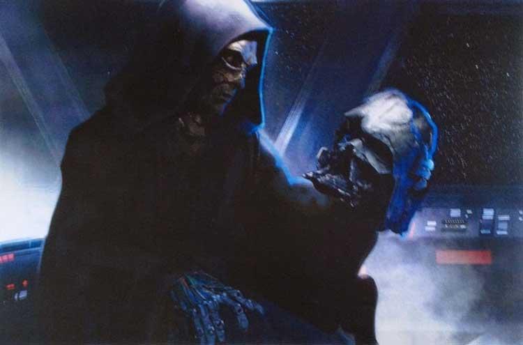 Star Wars: Episodio VII spoiler sobre Luke Skywalker