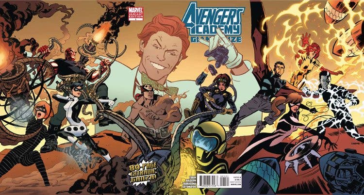 Avengers-academy